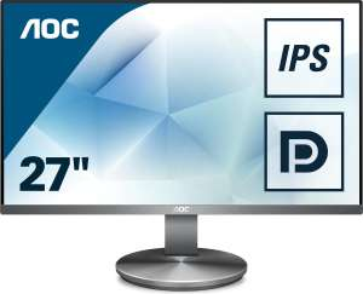 """AOC I2790VQ/BT 27"""" IPS 4ms FHD monitor met ingebouwde speakers @ Amazon.nl"""