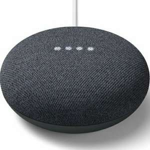 Google Nest Mini - Smart Speaker