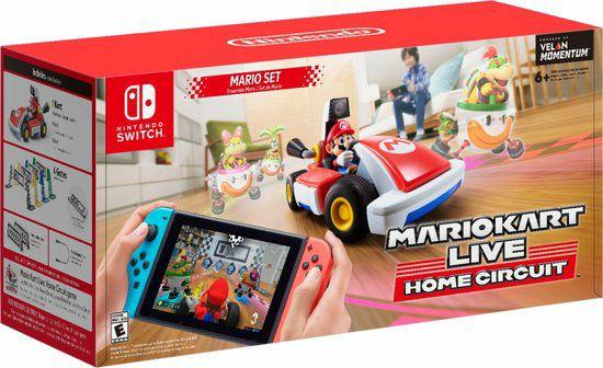 Mario Kart Live Home Circuit, Luigi Edition