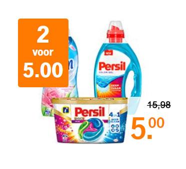 ALLE Persil // Silan 2 voor €5 [duurste combi was €15,98] @ Albert Heijn