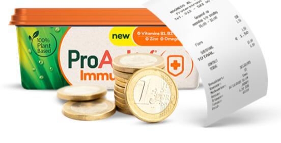 Ontvang je aankoopbedrag terug van Becel ProActiv Immune
