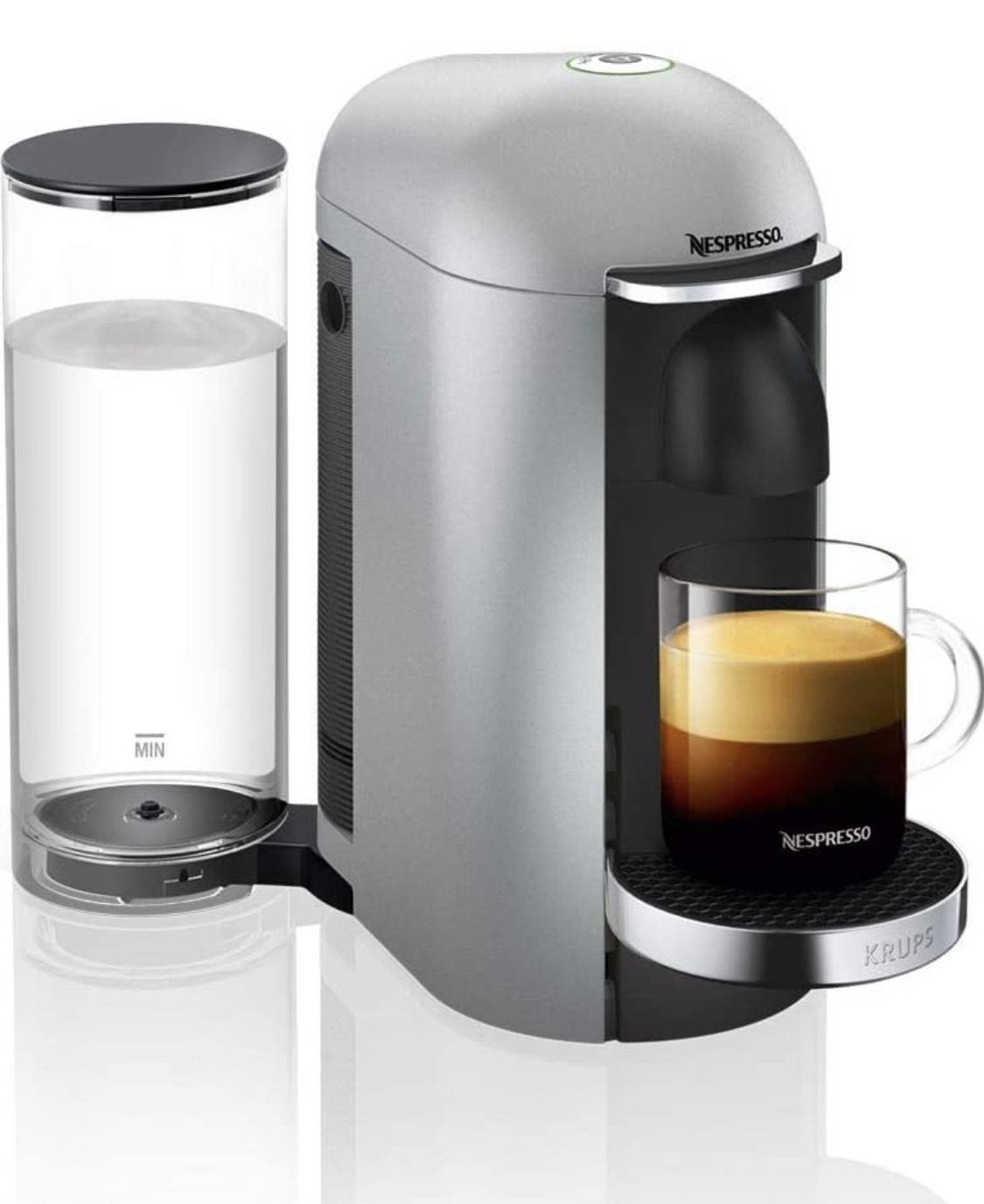 Krups XN900E Nespresso Vertuo Plus Deluxe @ Amazon.nl