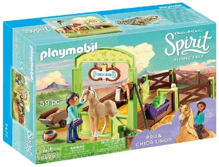Playmobil 9479 Spirit Pru en Chica Linda