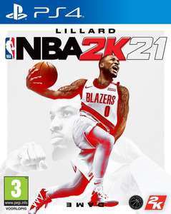 NBA 2k21 Select aanbieding