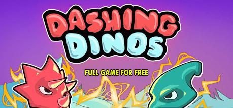 [PC] Gratis game voor met vrienden - Dashing Dino's - controller vereist