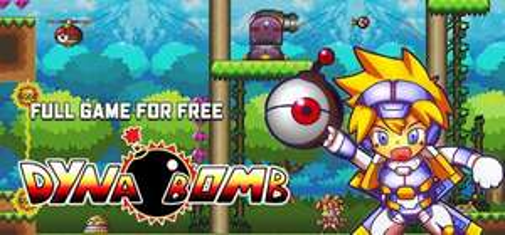 [PC] Gratis game - Dyna Bomb - Indie platformer