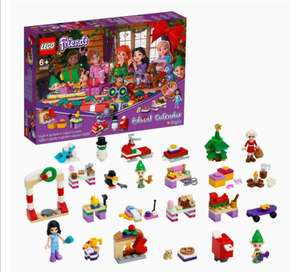 LEGO Friends 41420 Adventskalender nu € 18,43 bij Amazon.de en .nl
