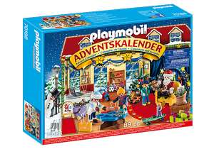 PLAYMOBIL Adventskalender @Amazon