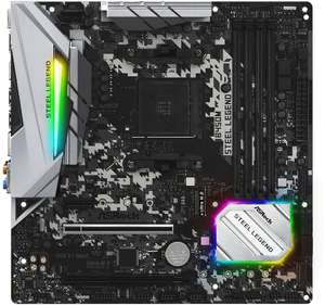 Asrock b450m steel legend [Amazon. nl]