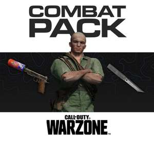 Gratis (bij PS+) Call of Duty Modern Warfare & Warzone - Combat Pack (Season 6 nummer 2)