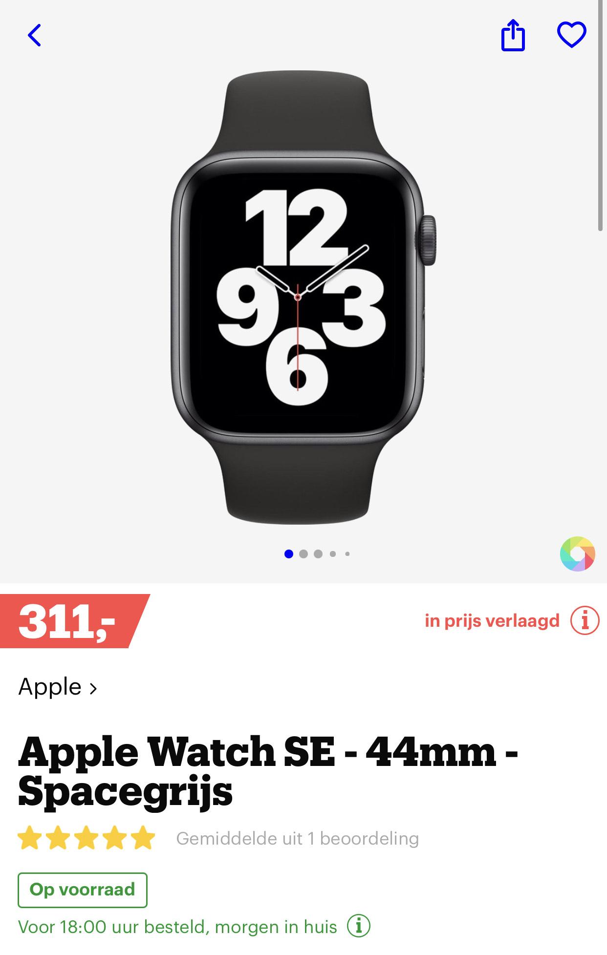 Apple Watch SE 2020 44MM