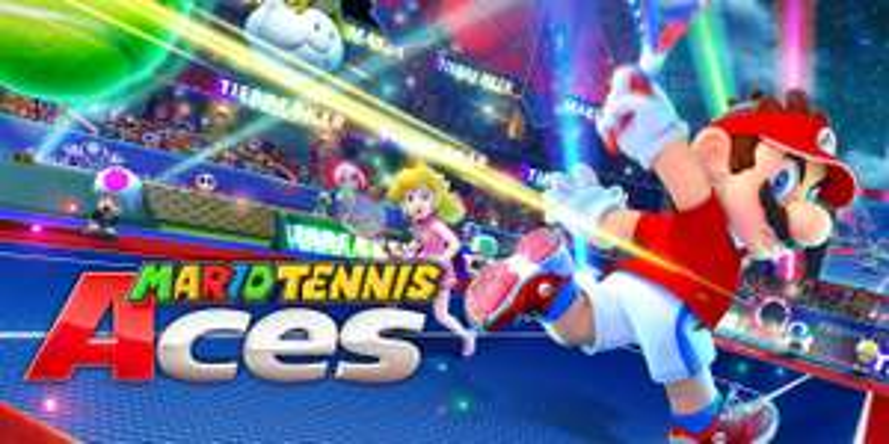 [Switch] Mario Tennis Aces