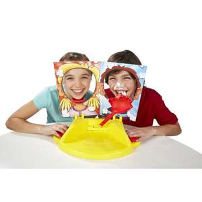 Pie Face Showdown voor €5 p/s (+ 2 andere actiespellen voor €5 p/s) @ Top1Toys