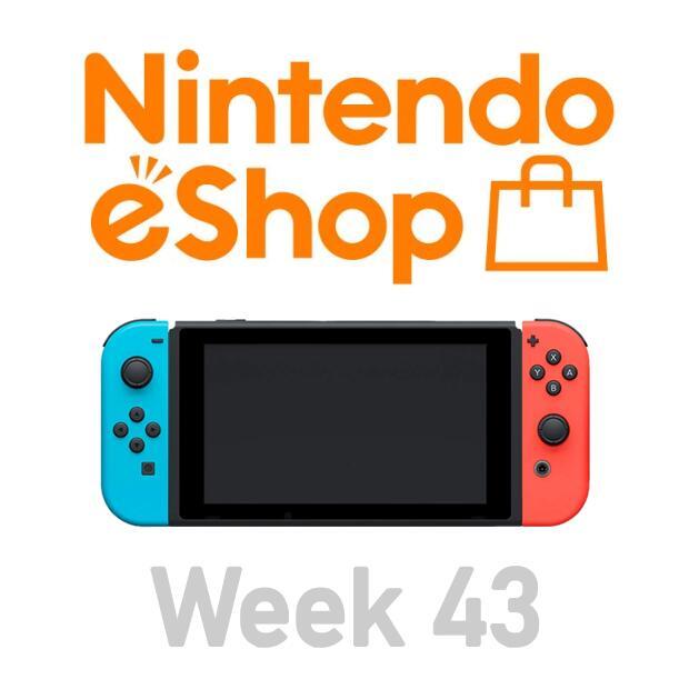 Nintendo Switch eShop aanbiedingen 2020 week 43
