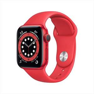 Apple Watch Series 6 (40mm) Rood