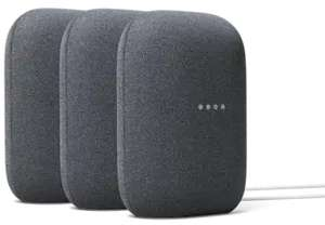 Nest Audio 3 Pack (CHARCOAL) @mediamarkt