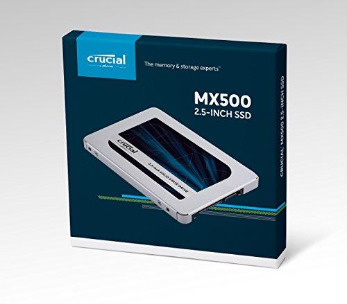 "Crucial MX500 2,5"" 2TB SSD @ Amazon.de"