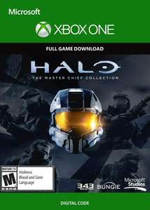 Halo: The Master Chief Collection Xbox one (Digital)
