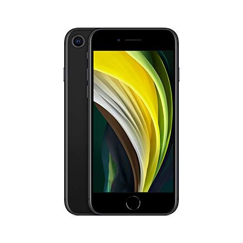 iPhone SE (2020) 256GB Zwart @Amazon.de