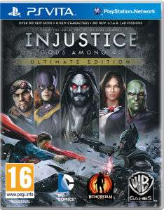 Injustice: Gods Among Us - GOTY Edition (PS Vita) voor € 15,98