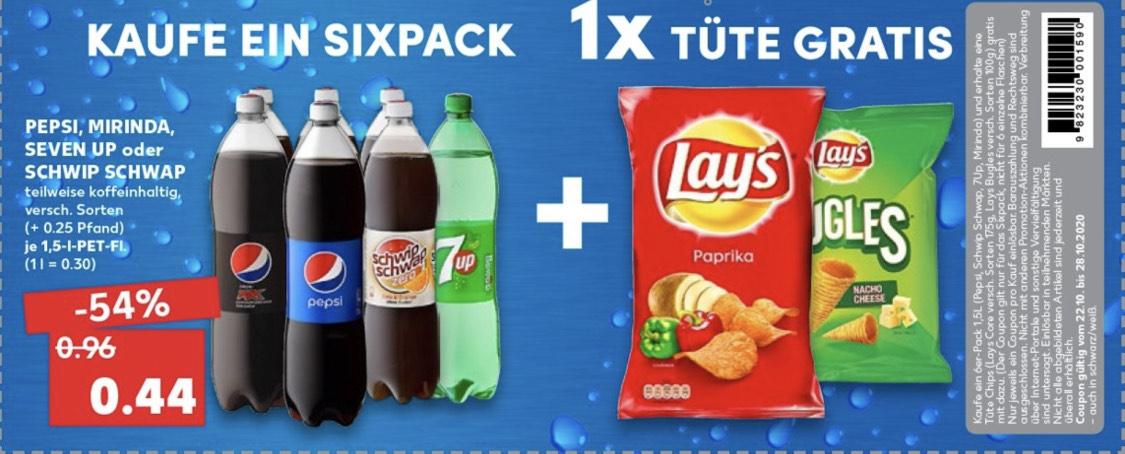 Grensdeal Pepsi cola div. @Kaufland