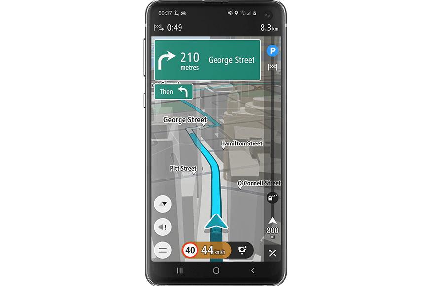 Gratis 1 jaar TomTom GO voor ios of Android