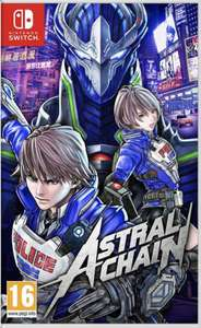 Astral Chain voor Switch
