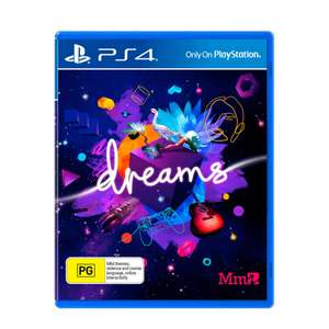 Dreams (PS4) @ Wehkamp (App)