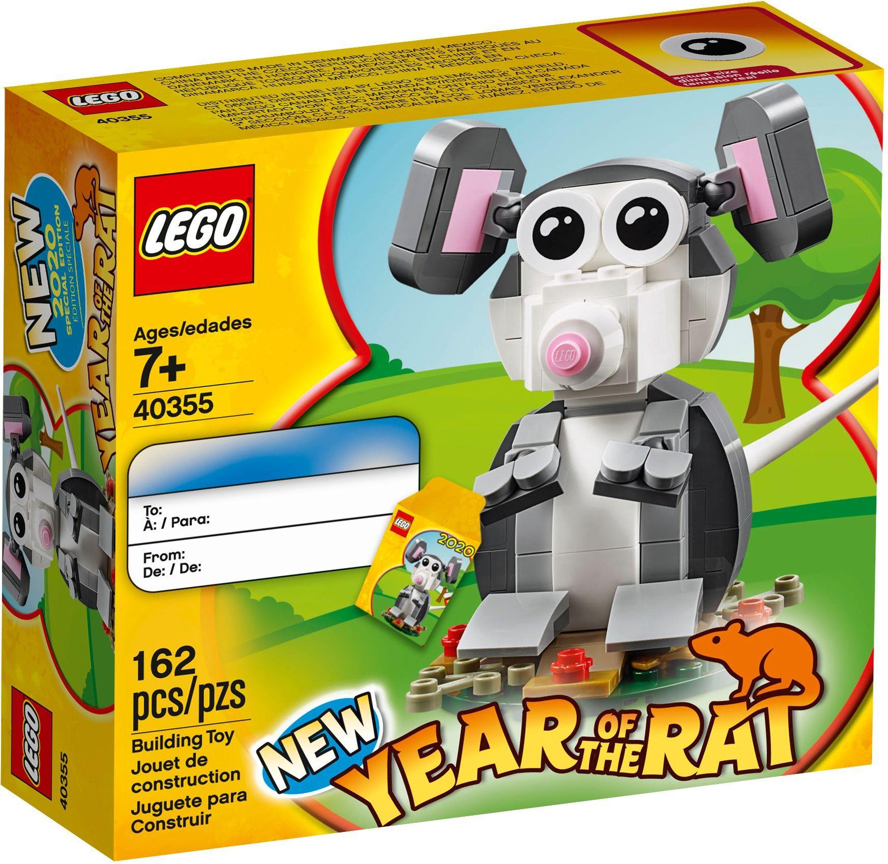 LEGO Het jaar van de Rat (40355) @A-Tembo