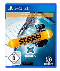 Steep X Games Gold Edition - [PlayStation 4]