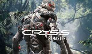 Crysis Remastered PC (EPIC Halloween sale)