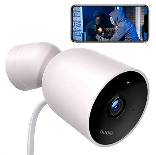 Nooie Bewakingscamera voor buiten, WLAN-camera
