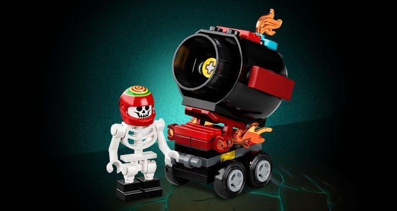 GRATIS El Fuego's stuntkanon bij elke aankoop vanaf € 35 Lego op Lego.com