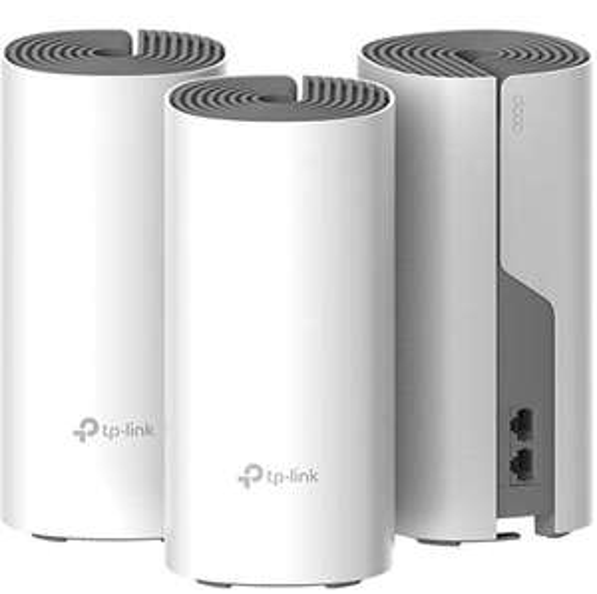 TP-Link Deco E4 3-pack multiroom WiFi bij Amazon.nl