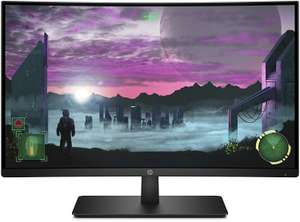 HP 27x Full HD 144Hz Curved Gaming Monitor @ Amazon.nl