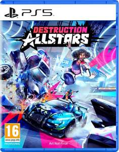 Destruction AllStars PS5 gratis voor PlayStation Plus members (februari 2021)