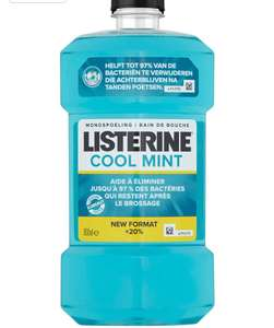 LISTERINE Cool Mint 600ml (prime)