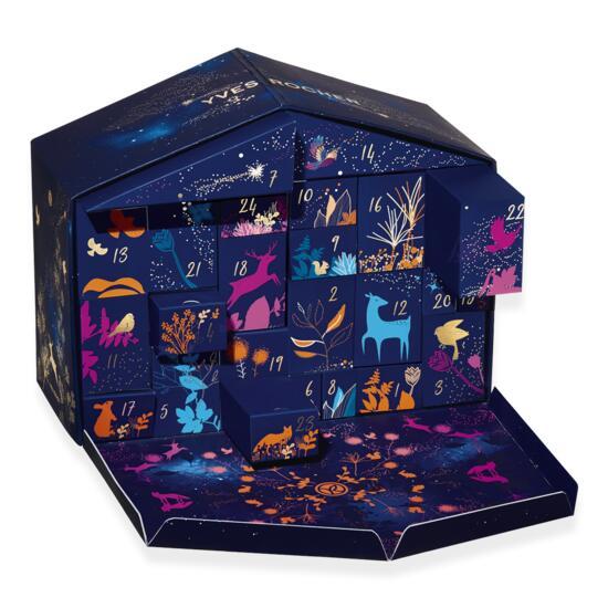 Yves rocher adventskalender+extra geschenken