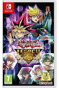 yu-gi-oh legacy of the duelist switch