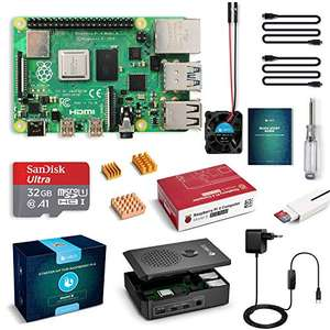 Labists Raspberry Pi 4 Model B - 4GB
