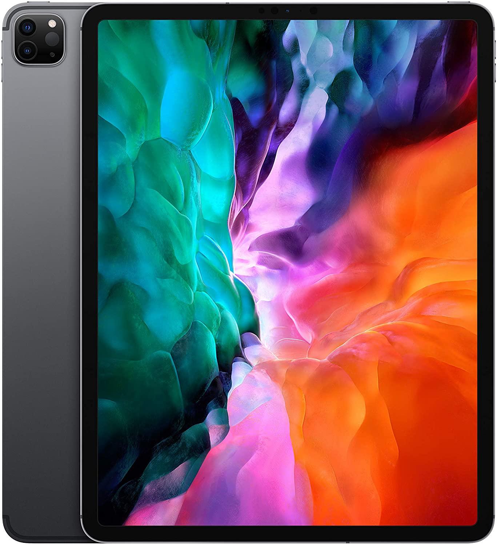 """Apple iPad Pro (2020) 12.9"""" Wi-Fi + Cellular 512GB Grijs"""