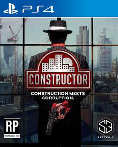 Constructor HD PS4 €8,24 @Amazon NL