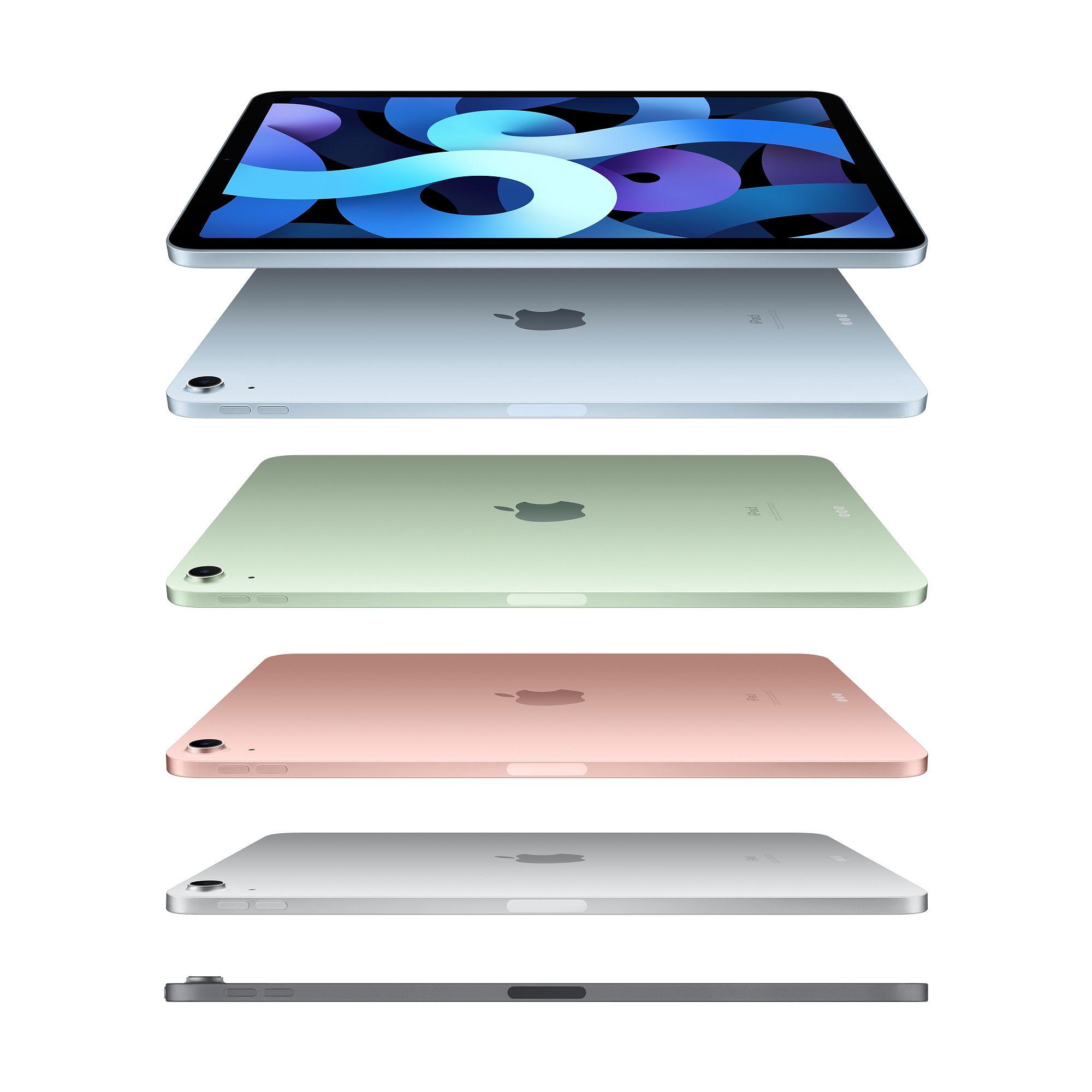 Tot €44,49 korting op de nieuwe iPad Air (4e generatie, 2020) @Amazon.nl