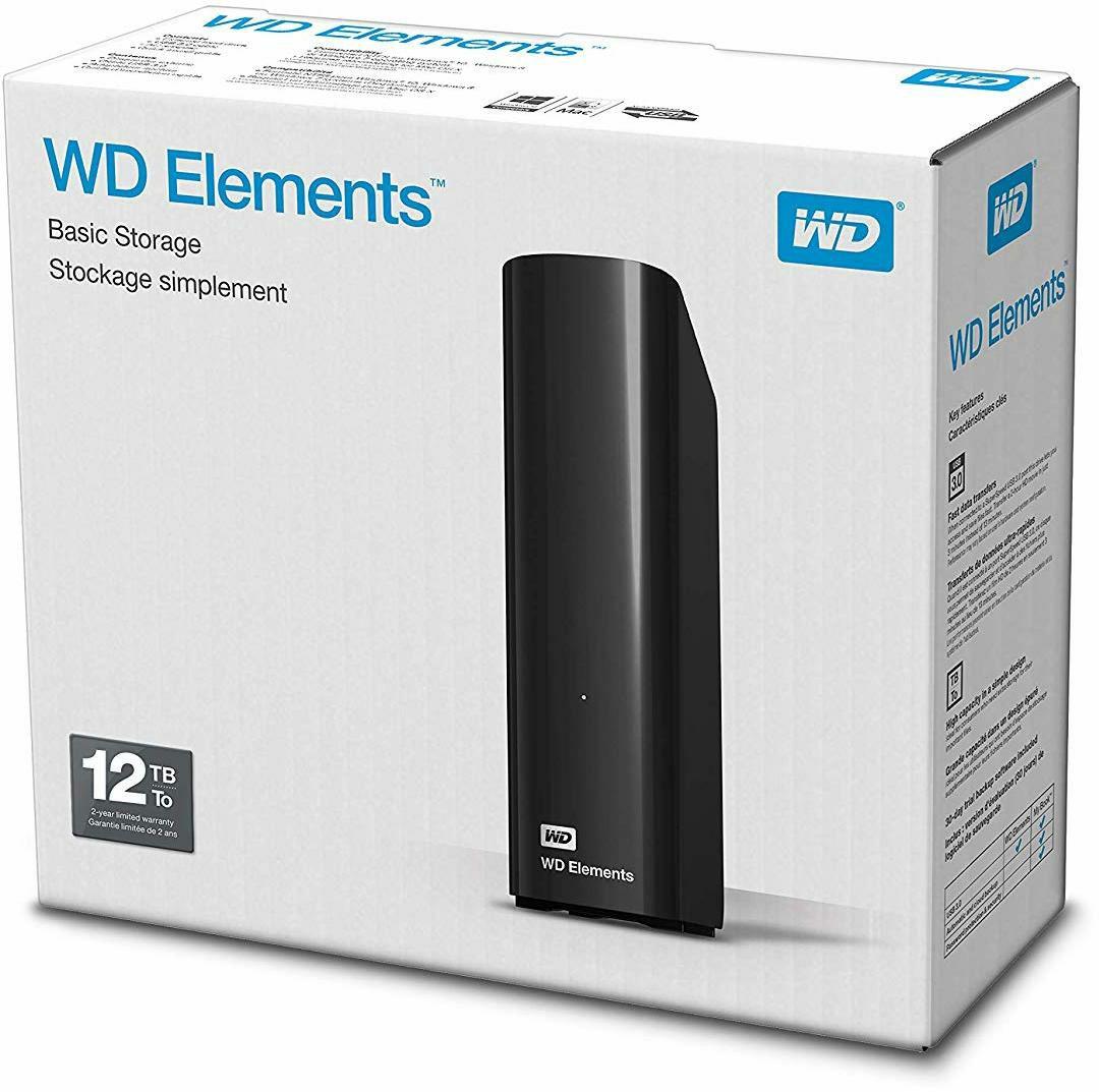 [update] Western Digital 12tb externe hd €172,10 @amazon.nl
