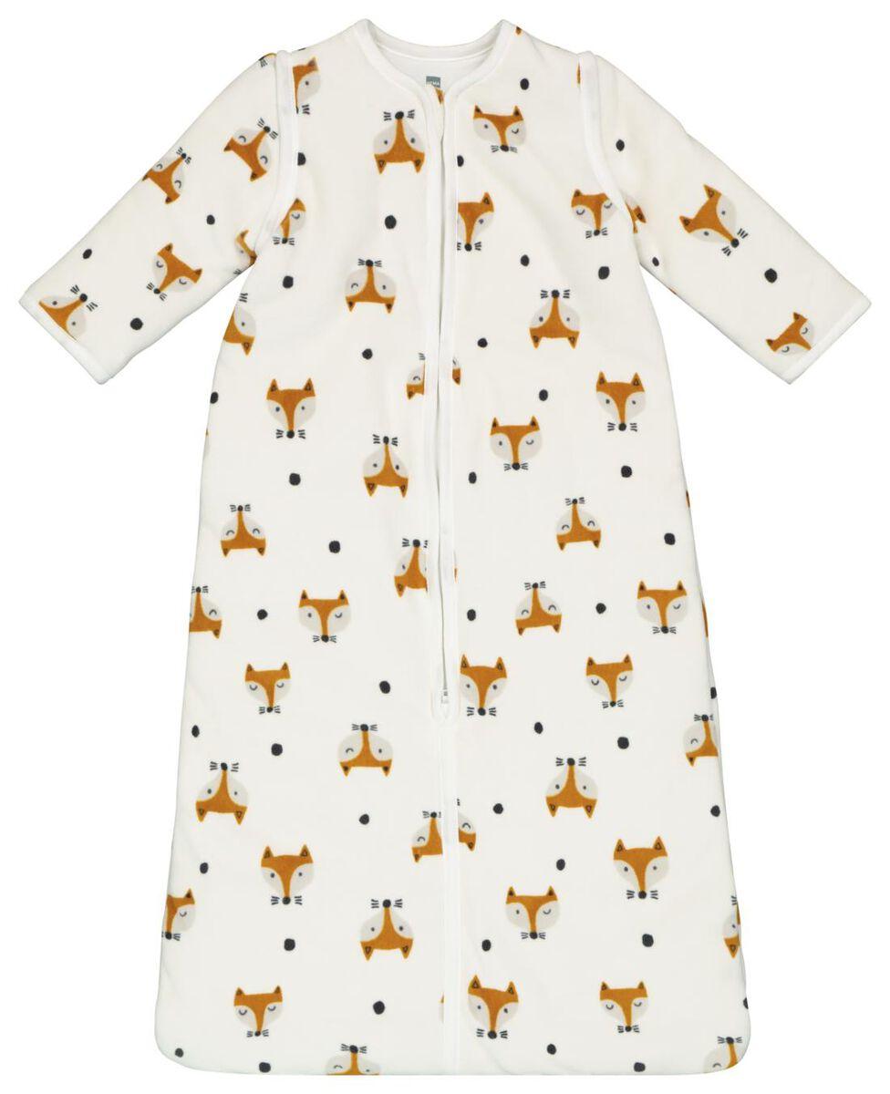 Alle slaapzakken en pyjama's 2e halve prijs (baby) @Hema
