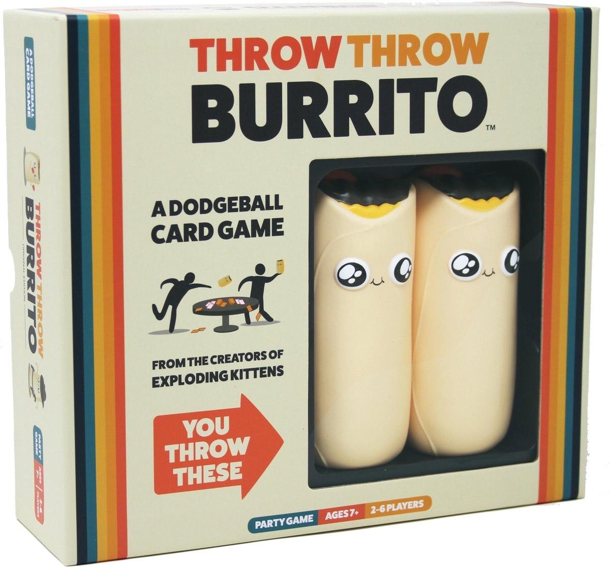 Throw Throw Burrito || Bol.com