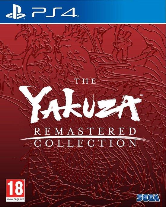 Yakuza The Remastered Collection (PS4) @ Bol.com