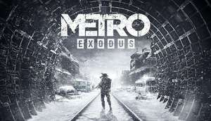 Metro: Exodus PC Epic Games store