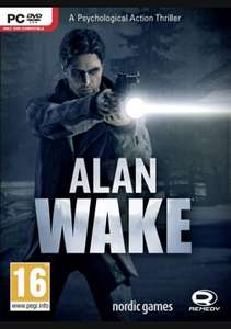 [Steam/PC] Alan Wake Steam key €1,11 @Allyouplay.com