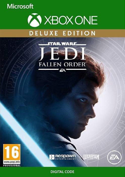 Star Wars Jedi Fallen Order Deluxe Edition CD key Xbox One @ CDKeys.com
